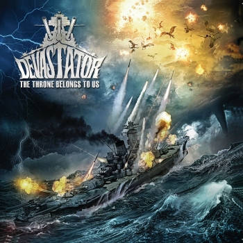 KKR032 - Devastator - The Throne Belongs To Us