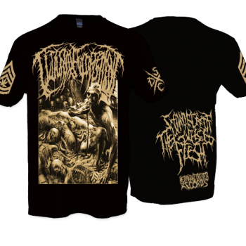 "Guttural Engorgement ""The Slow Decay of Infested Flesh"""