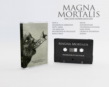 Magna Mortalis - Procreation of the Plague Tape