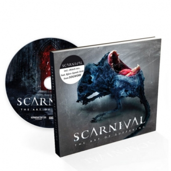 KKR666 - Scarnival - The Art Of Suffering - CD Digipak!