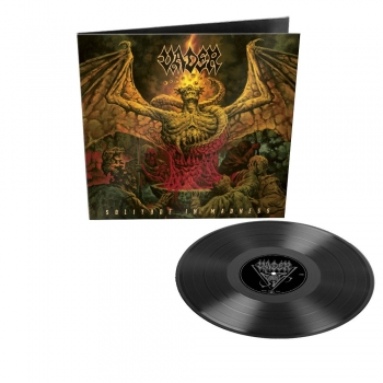 Vader - Solitude in madness BLACK VINYL