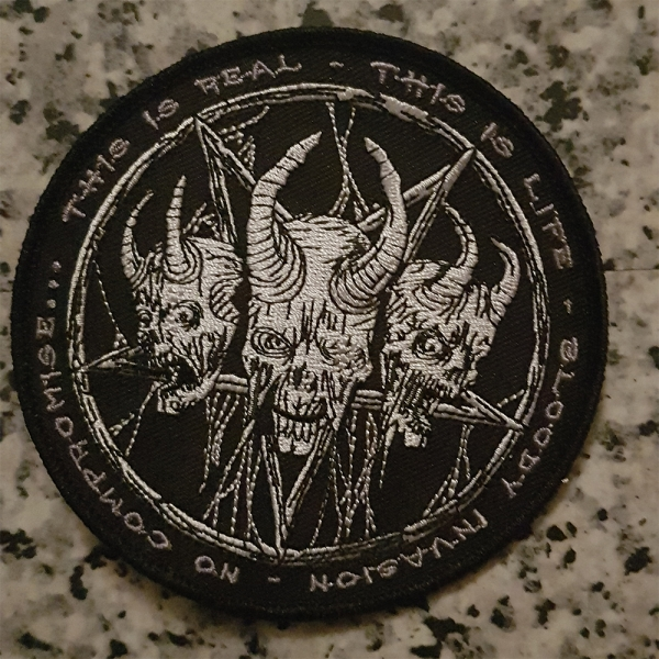 Bloody Invasion Patch