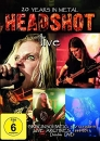 KKR013 - Headshot - 20 Years In Metal Doppel DVD!
