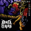 KKR006 - Goats Rising - Necrogoaticon - Digipak